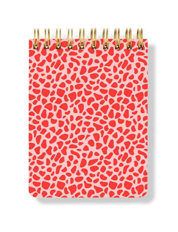 Dainty Spiral Notepad