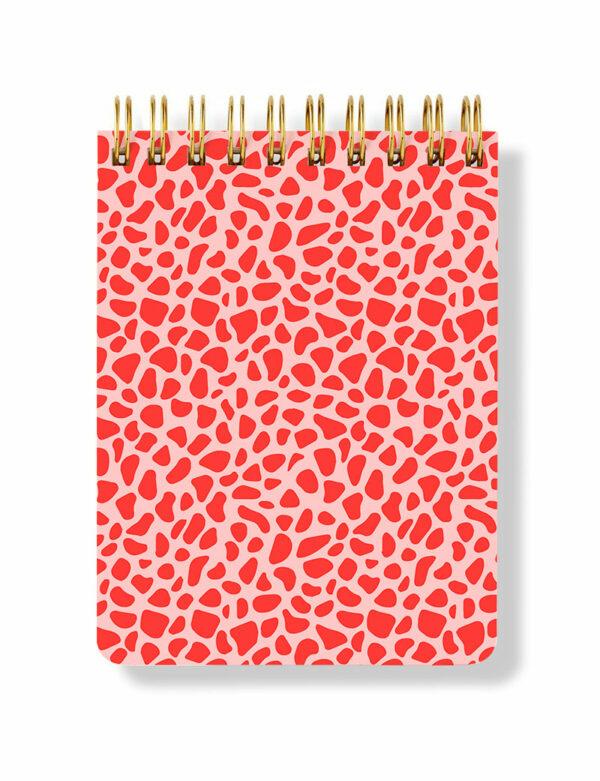 Dainty Spiral Notepad