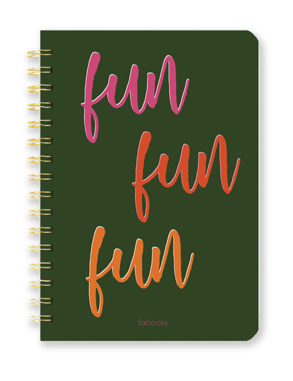 Fun Fun Fun Notebook