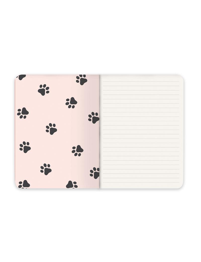 Cat Mini Notebook