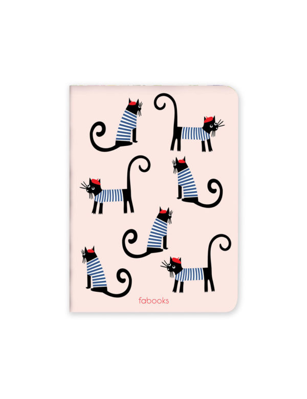 Cat Mini Notebook