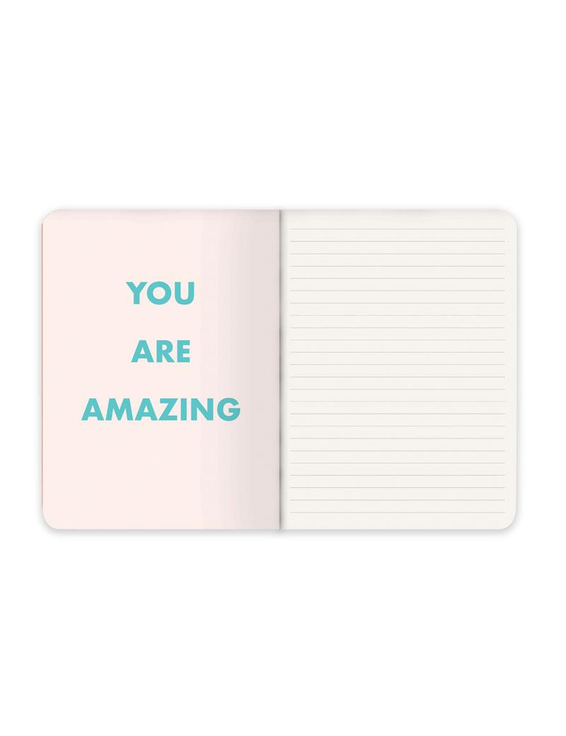 Eyelash Mini Notebook