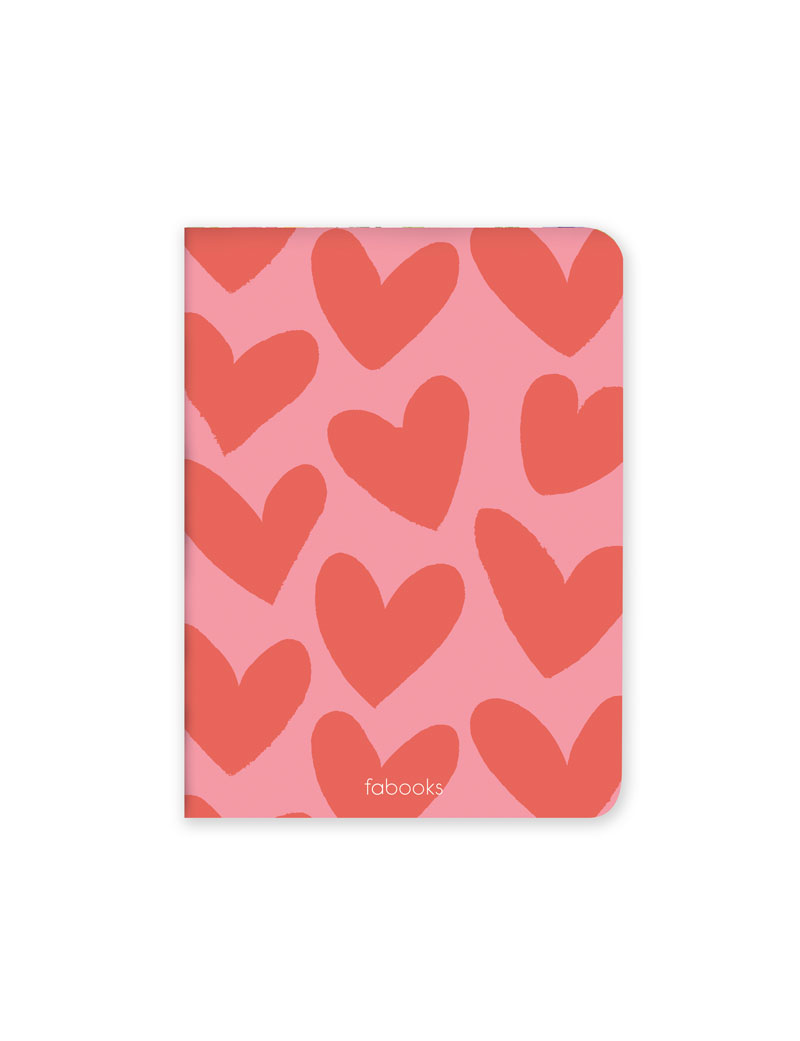 Love Set Of 3 Notebooks