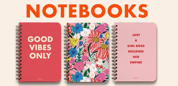Fabooks Notebooks