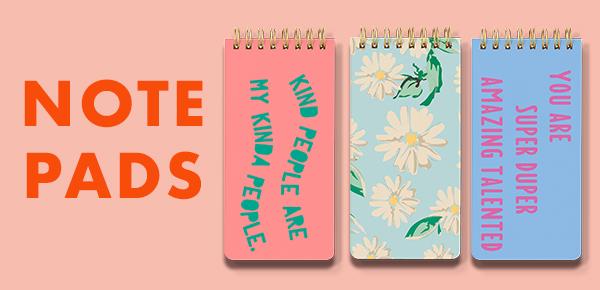 Fabooks Notepads