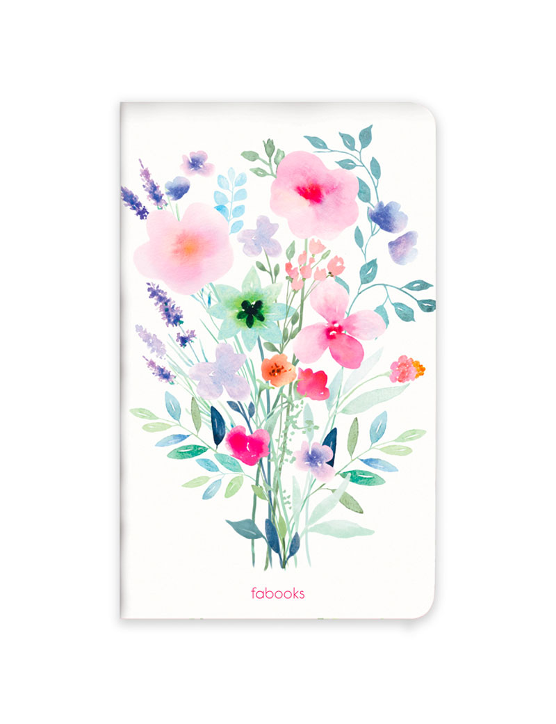 Botanic Set Of 3 Notebooks