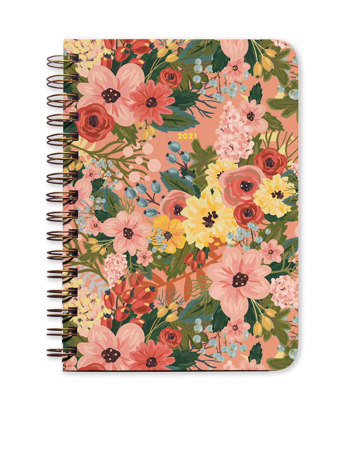 Pink Wildflowers 2021 Agenda